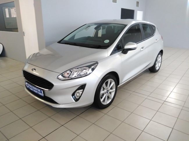 2020 Ford Fiesta FIESTA 1.0 ECOBOOST TREND 5DR A/T for sale - U33209