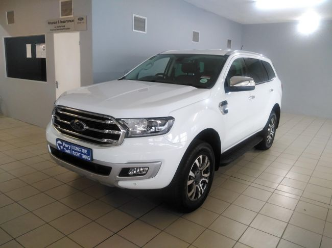 2020 Ford EVEREST  3.2 TDCi XLT 4X4 A/T for sale - U33213