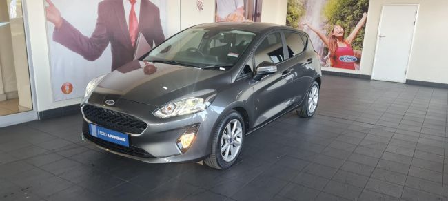 2020 Ford Fiesta FIESTA 1.0 ECOBOOST TREND 5DR A/T for sale - U34813
