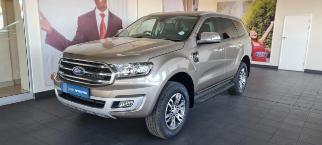 2019 Ford EVEREST  2.0D XLT A/T for sale - U34849