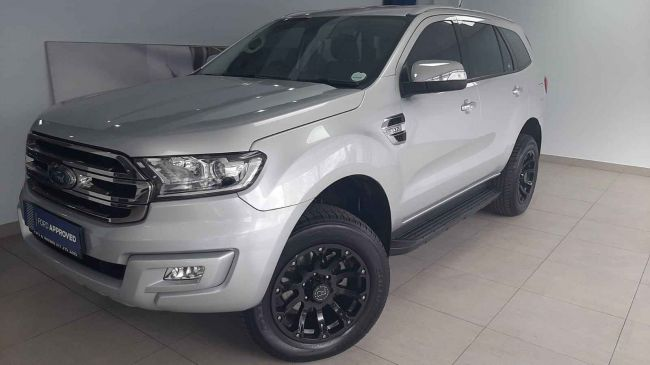 2017 Ford EVEREST 3.2 XLT 6AT 4X2 for sale - UH3044