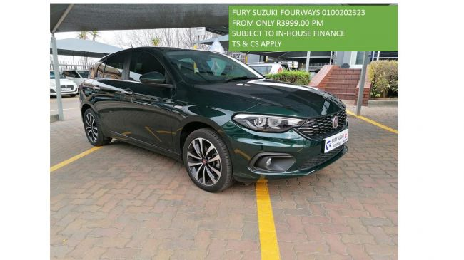2021 Fiat Tipo TIPO 1.6 LOUNGE A/T 5DR for sale - US2429