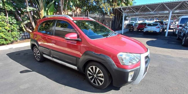 2018 Toyota ETIOS  CROSS 1.5 Xs 5Dr for sale - US30668