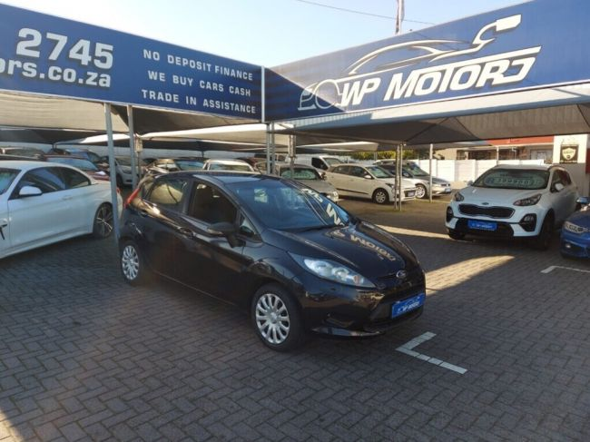 2012 FORD FIESTA  1.4i AMBIENTE 5Dr for sale - 10293