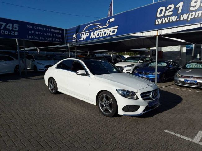 2016 MERCEDES-BENZ C180  AMG LINE A/T for sale - 10303