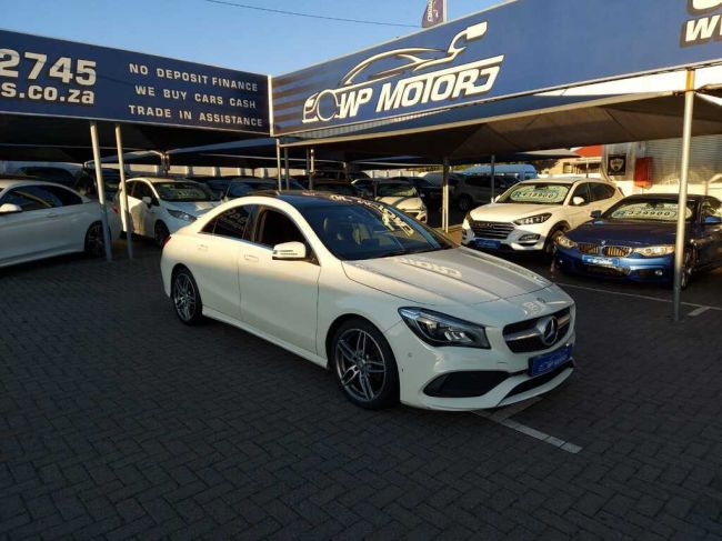 2017 MERCEDES-BENZ CLA200  AMG A/T for sale - 10305