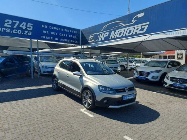 2011 VOLKSWAGEN POLO  1.6 CROSS 5DR for sale - 10609