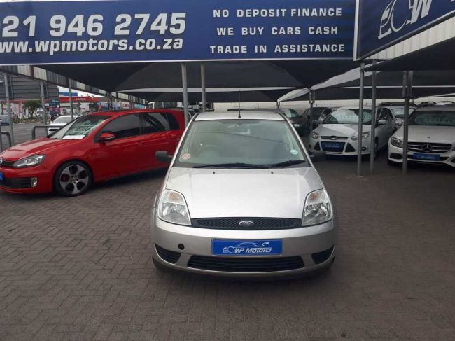 FORD FIESTA 2006 for sale in Western Cape