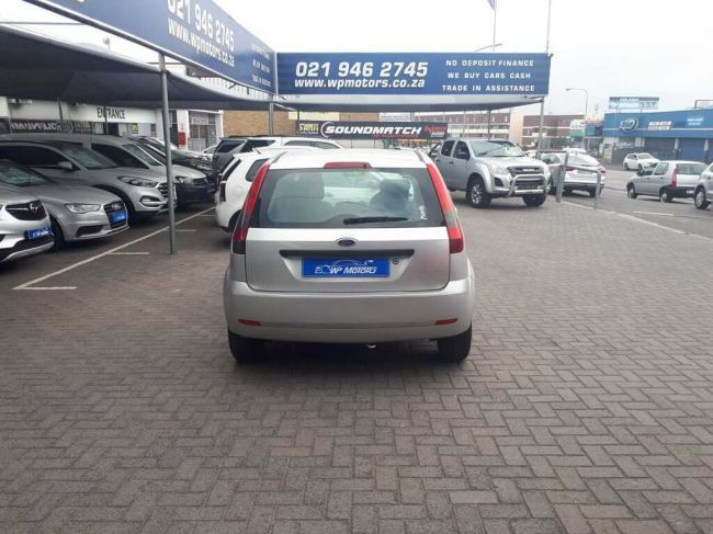 Manual FORD FIESTA 2006 for sale