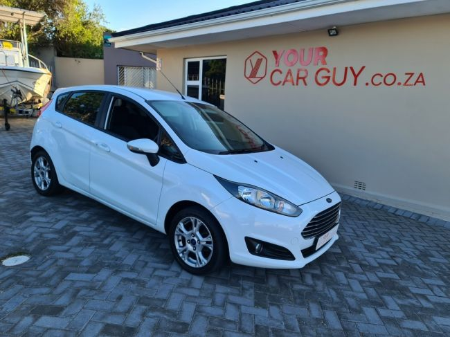 2014 FORD FIESTA  1.0 ECOBOOST TREND 5DR for sale - 167