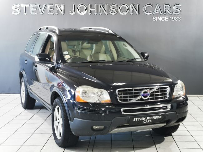 2010 VOLVO XC90  D5 A/T  for sale - 7809