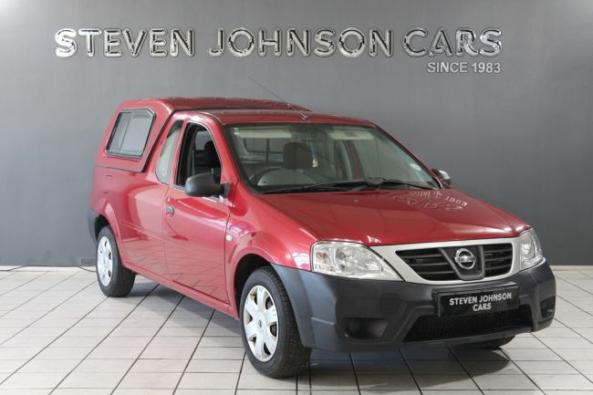 2014 NISSAN NP200  1.6  A/C SAFETY PACK P/U S/C for sale - 7826