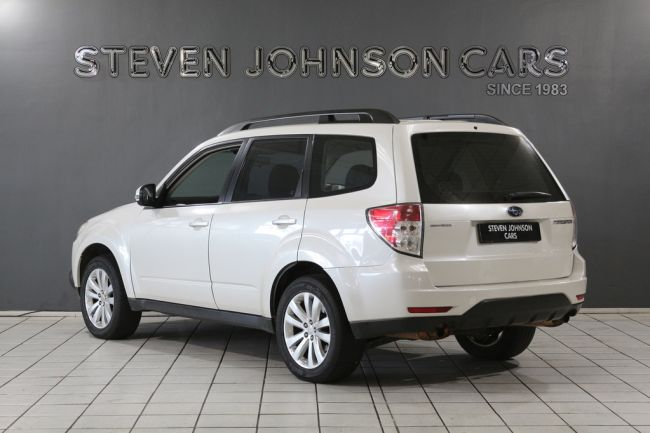 SUBARU FORESTER 2012 for sale