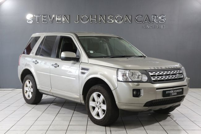 2011 LAND ROVER FREELANDER  II 2.2 SD4 S A/T for sale - 7834