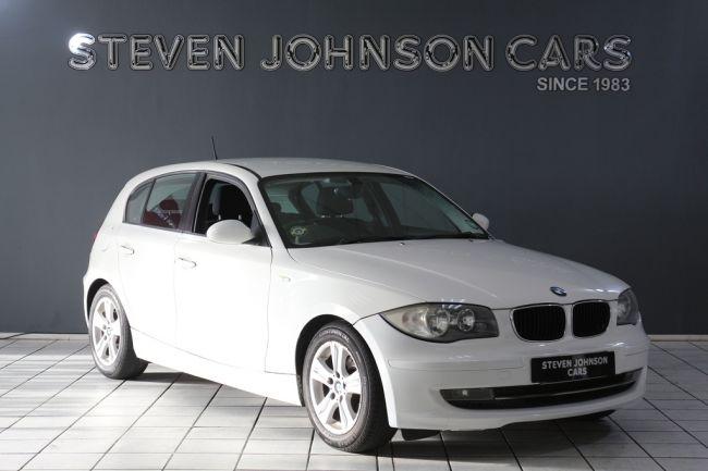 2007 BMW 1 Series 116i (E87) for sale - 7841