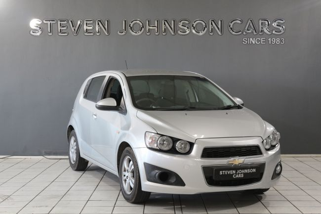 2013 CHEVROLET SONIC  1.4 LS 5DR for sale - 7866