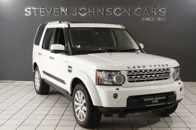 2012 LAND ROVER DISCOVERY DISCOVERY 4 3.0 TD/SD V6 HSE for sale - 7894