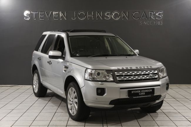 2013 LAND ROVER FREELANDER  II 2.2 SD4 HSE A/T for sale - 7896