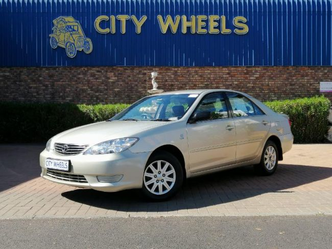 2006 Toyota Camry 2.4 Xli At for sale - 17753