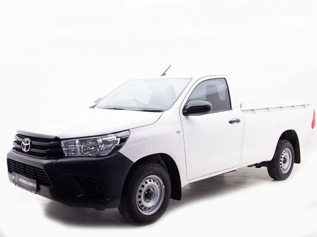 2020 Toyota Hilux MY20.10 2.4GD S Ac 5mt for sale - 296428