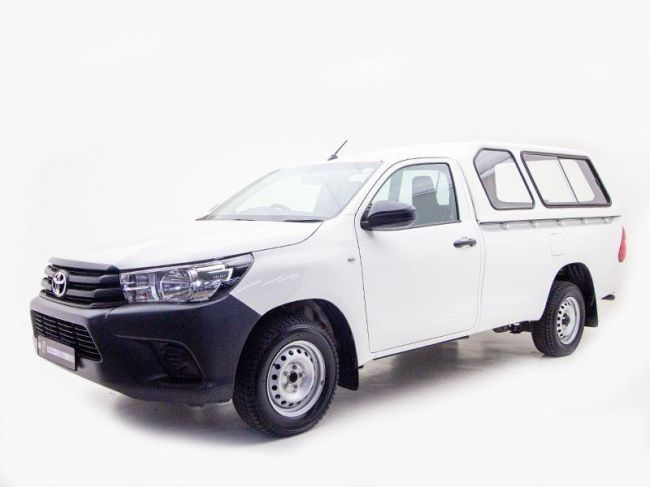 2019 Toyota Hilux MY19.6 2.0 Vvti Chassis Cab A/C for sale - 297988