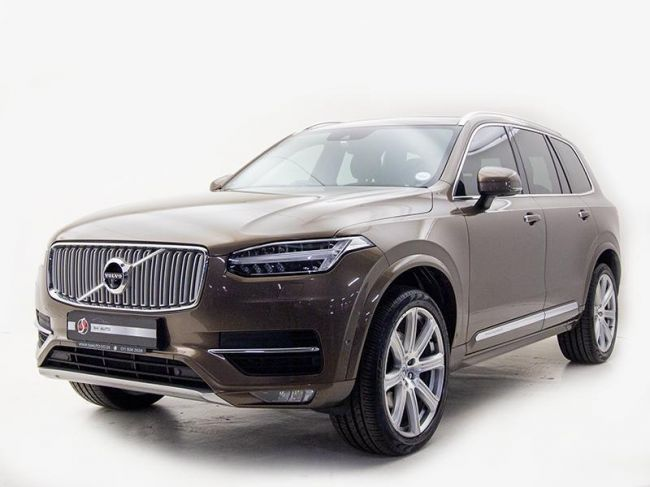 2017 Volvo Xc90 T6 2.0 Inscription Awd Geartronic for sale - 300989