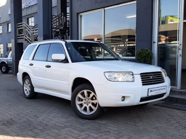2007 SUBARU FORESTER FORESTER 2.5 XS for sale in Gauteng, Centurion - 1280