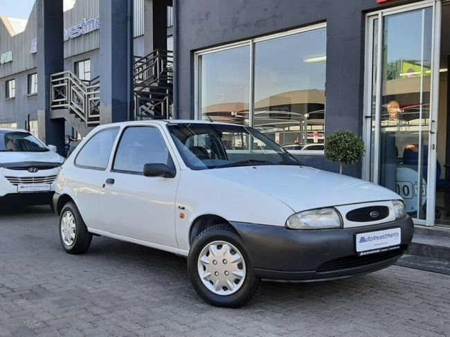1998 FORD FIESTA  FLAIR 1.3 3d for sale - 1607