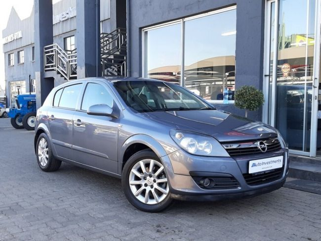 2006 OPEL ASTRA  1.8 ENJOY A/T 5Dr for sale - 1613