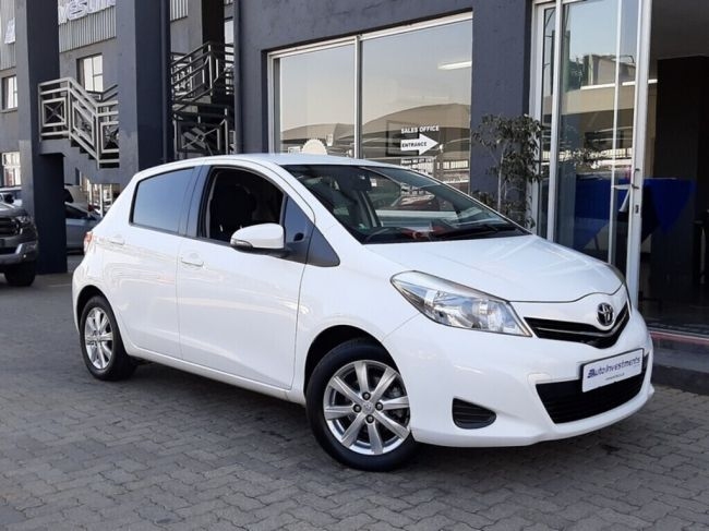 2012 TOYOTA YARIS  1.3 XS 5Dr for sale - 166