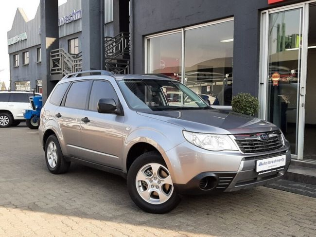 2009 SUBARU FORESTER FORESTER 2.5 X for sale in Gauteng, Centurion - 1735