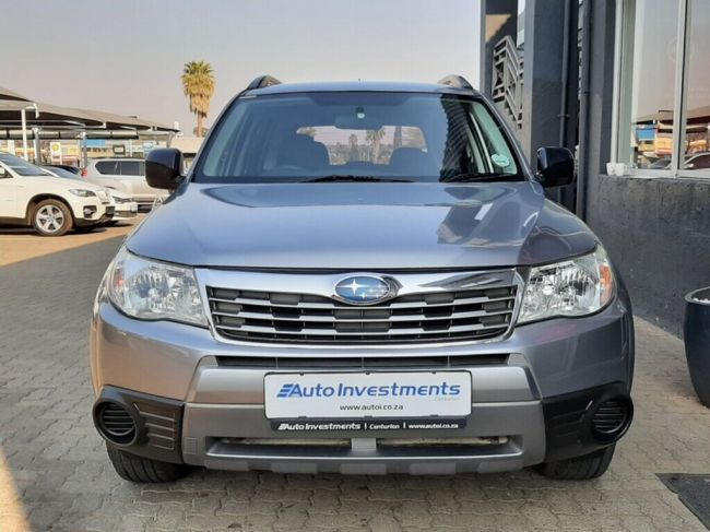 SUBARU FORESTER 2009 for sale in Gauteng