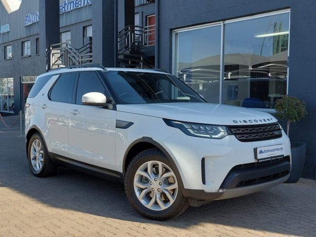2018 LAND ROVER DISCOVERY DISCOVERY 3.0 TD6 SE for sale - 1858
