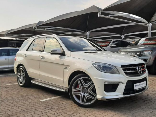 2013 MERCEDES-BENZ ML ML 63 AMG for sale - 1865