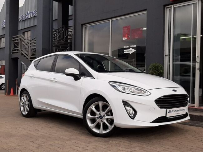 2018 FORD FIESTA  1.0 ECOBOOST TITANIUM 5DR for sale - 540