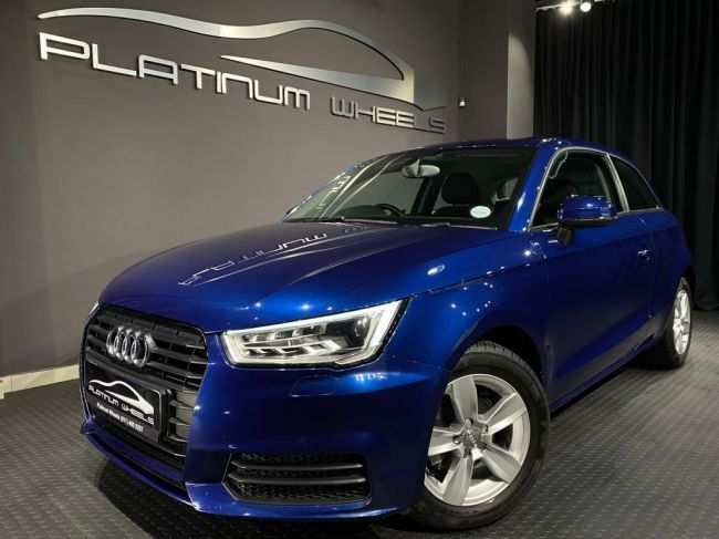 2016 AUDI A1  1.0T FSi S STRONIC 3Dr (25 TFSi) for sale - 19560