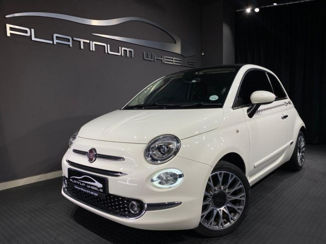 2019 FIAT 500  900T TWINAIR LOUNGE CABRIOLET for sale - 19942