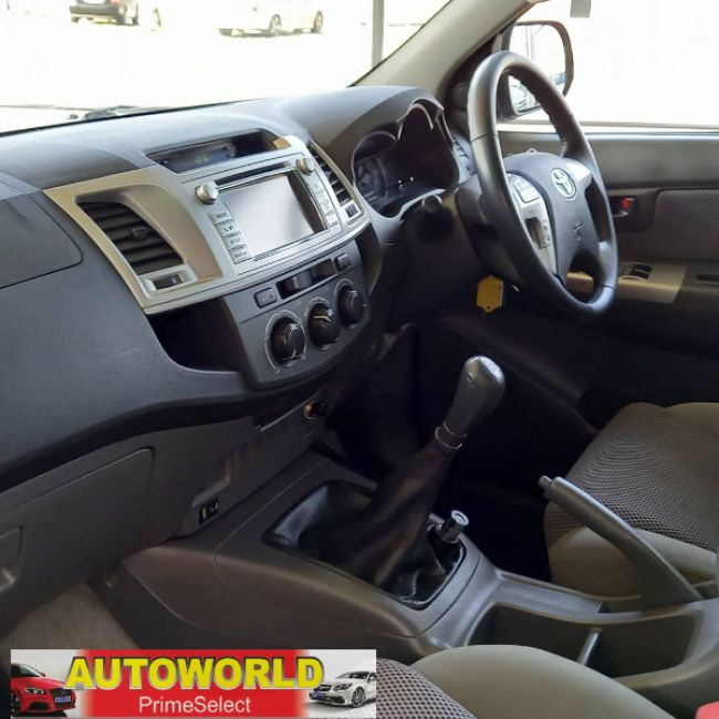 Toyota Hilux 2013 Double cab for sale