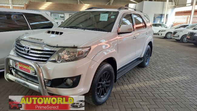 Toyota Fortuner 2012 for sale