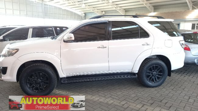Toyota Fortuner 2012 for sale in KwaZulu-Natal
