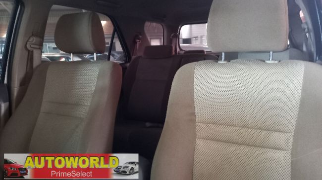 Toyota Fortuner 2012 SUV for sale