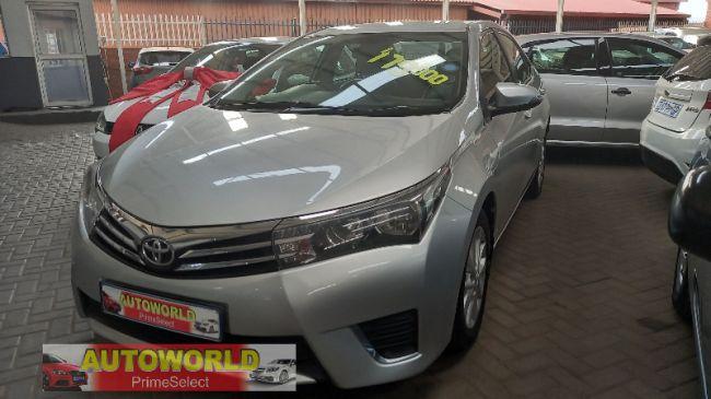 Toyota Corolla 2016 for sale in KwaZulu-Natal