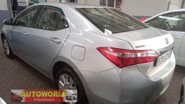 Toyota Corolla 2016 for sale in KwaZulu-Natal, Newcastle