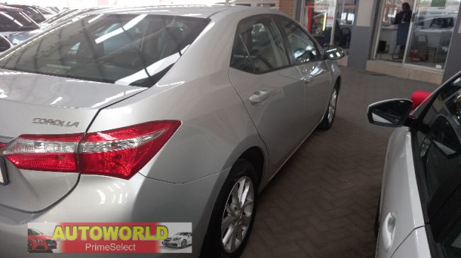 Used Toyota Corolla 2016 for sale