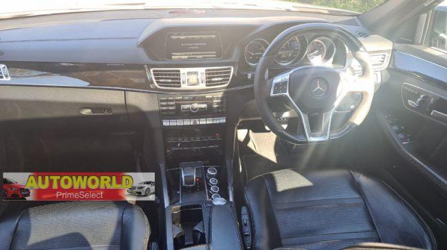Automatic Mercedes-Benz E-Class 2014 for sale