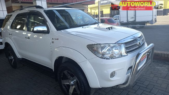 2009 Toyota Fortuner 3.0D-4D Limited auto for sale - 10-073365