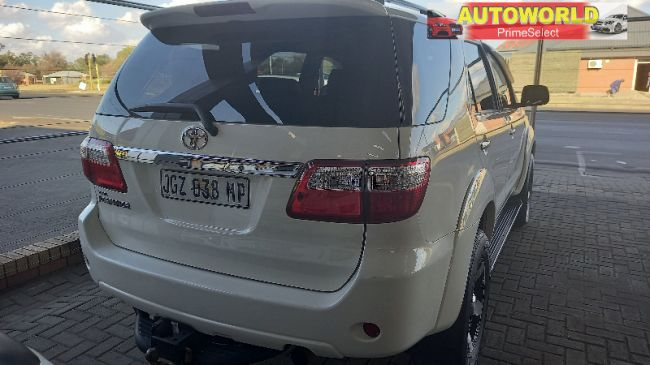 Used Toyota Fortuner 2009 for sale