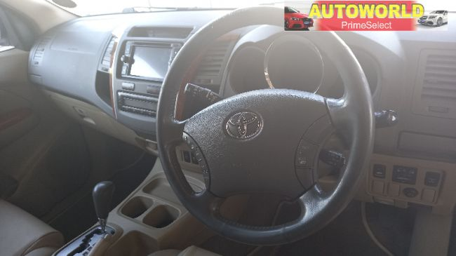 Toyota Fortuner 2009 SUV for sale