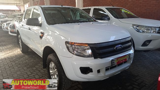 2015 Ford Ranger 2.2 double cab Hi-Rider for sale - 10-698057