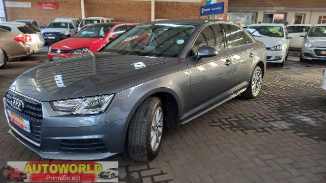 Audi A4 2016 for sale in KwaZulu-Natal, Newcastle